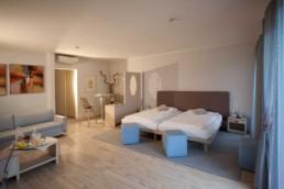Unterkunft Think & Sail im Hotel Olivi